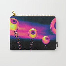 Pop Art Eyes Seascape Carry-All Pouch