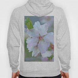 Almond tree flower blooming Hoody