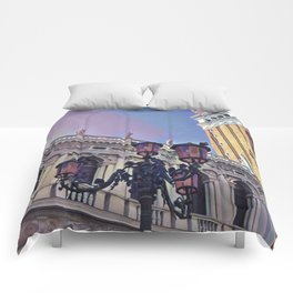 Campanile on the Piazza San Marco Comforters