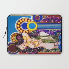African Klimt Laptop Sleeve