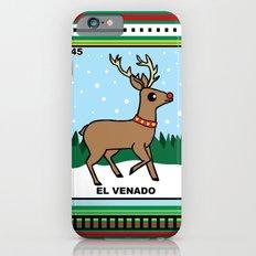 Christmas Loteria El Venado iPhone 6s Slim Case