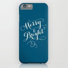 Merry & Bright iPhone 6s Slim Case