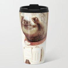 Sloth Astronaut Travel Mug
