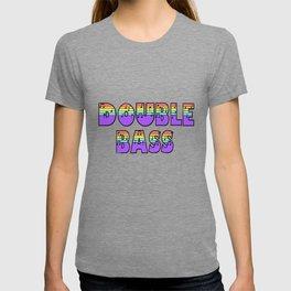 Pastel Double Bass T-shirt