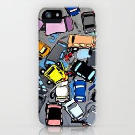 Ritratto interiore iPhone Case
