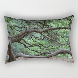 Angel Oak Rectangular Pillow