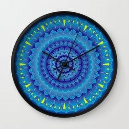 Dreamy Mandala Wall Clock