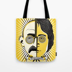 We recommend Peace Tote Bag