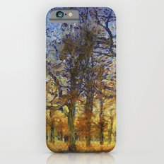 Greenwich Park London Art Slim Case iPhone 6s