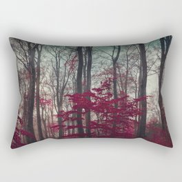 a.maze - enchanted forest Rectangular Pillow