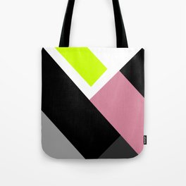 Imperfect Geometry Tote Bag