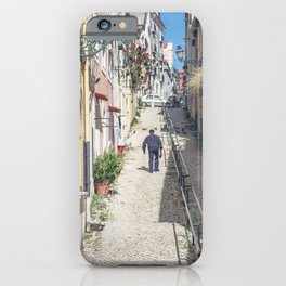 Hilly Lisbon iPhone Case