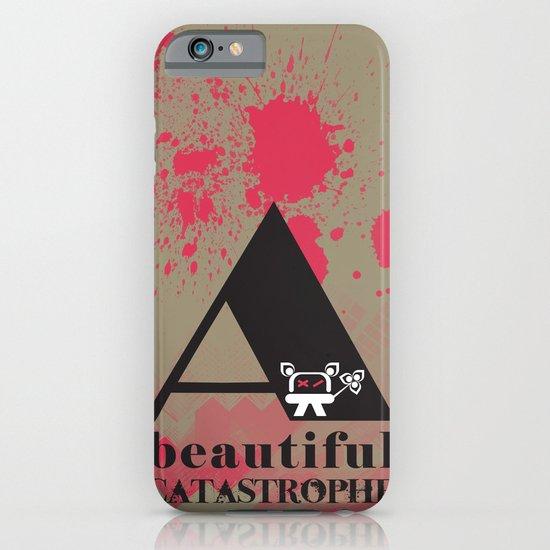 A Beautiful Catastrophe Big iPhone & iPod Case