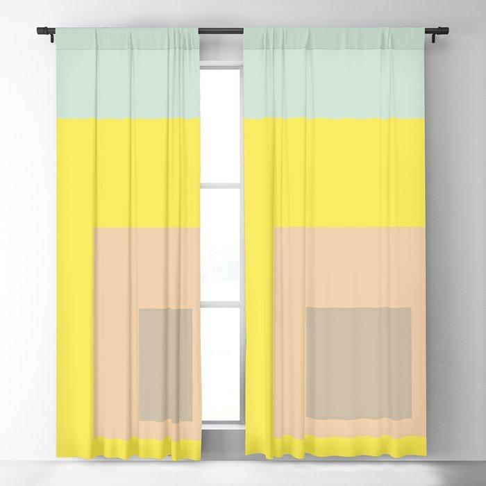 Color Ensemble No. 1 Blackout Curtain