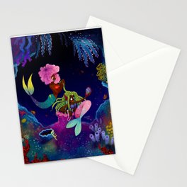 Girl, I got you! Stationery Cards