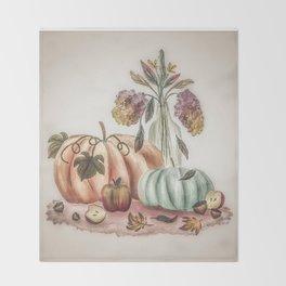 Autumn Eve Throw Blanket