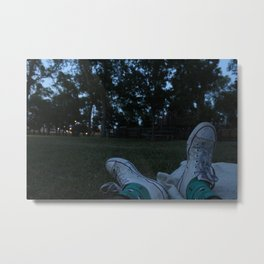 Final Afternoon Metal Print