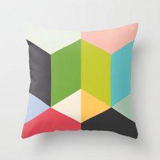 RubyTo Throw Pillow