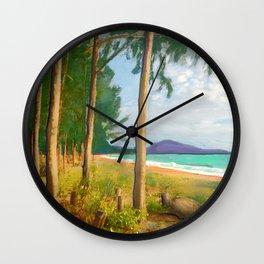 Rejuvenation (Phuket) Wall Clock