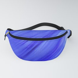 Once In A Very Blue Moon – Oil Painting Fanny Pack