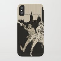 heroes of olympus iPhone & iPod Cases featuring Heroes by salternates
