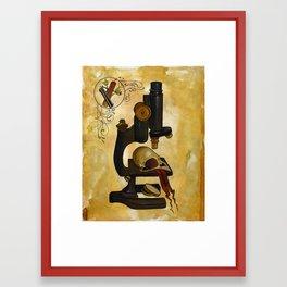 Upon Further Inspection Framed Art Print