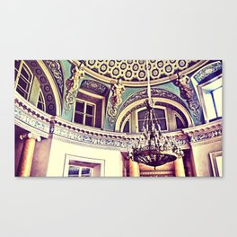Palace dreams Canvas Print