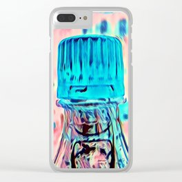 Capped Clear iPhone Case