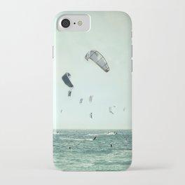Tarifa beach iPhone Case