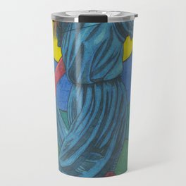 Honky Tonk Angel Travel Mug