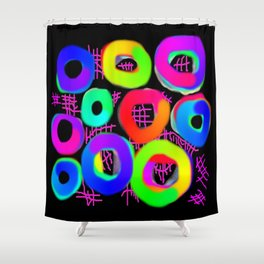 HH 01 Shower Curtain