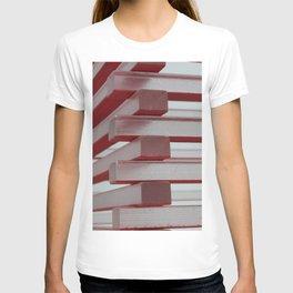 Industrial jenga T-shirt
