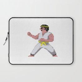 8-Bit International Karate Laptop Sleeve
