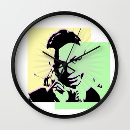 Nat King Cole Wall Clock