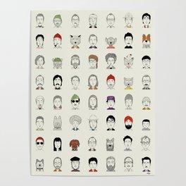 Random People Poster