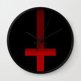 Inversion Wall Clock