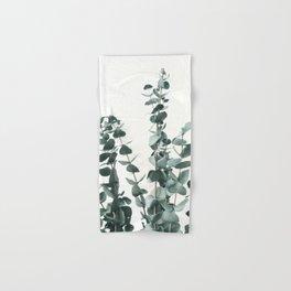 Eucalyptus Leaves Hand & Bath Towel