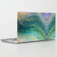 The Mermaid's Tail Laptop & iPad Skin