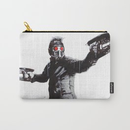 Star-Lord (Peter Quill) Guardians Graffiti Pop Urban Street Art Carry-All Pouch