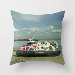 Ryde Craft n train Throw Pillow