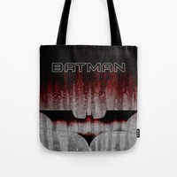 dc Tote Bags featuring Dc by Anand Brai