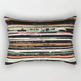Recordsss Rectangular Pillow