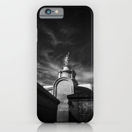 New orleans cemetery iPhone Case