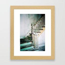 The Color of Memory Framed Art Print
