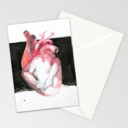 NUDEGRAFIA - 58 Heart II Stationery Cards