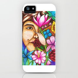 Personal Growth iPhone Case