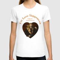 fili T-shirts featuring Fili Love Supporter by wolfanita
