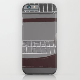 Toster Oven In Progress iPhone Case