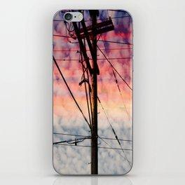 upandfar iPhone Skin