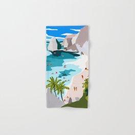 Summer Hand & Bath Towel